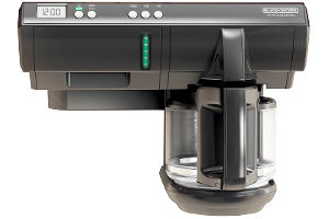 Black & Decker SCM1000BD Under Counter Coffee Maker Review