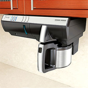 Black and Decker Under counter Coffee Maker
