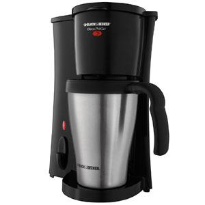 Black and decker space saver coffee maker reviews - Space saving coffee maker ...