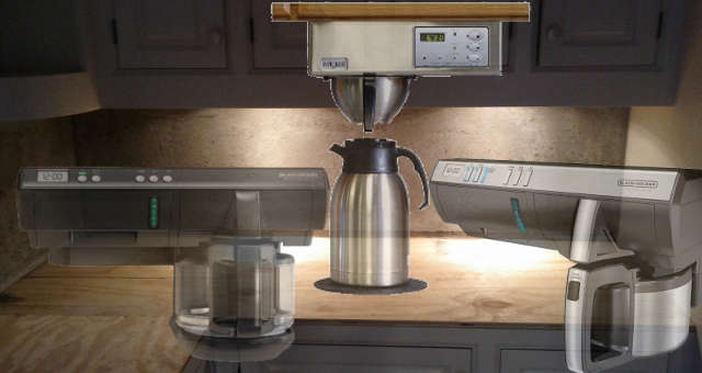Under counter coffee maker Reviews
